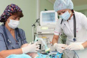 сестринское дело в анестезиологии