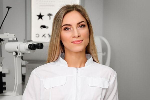 сестринское дело в офтальмологии