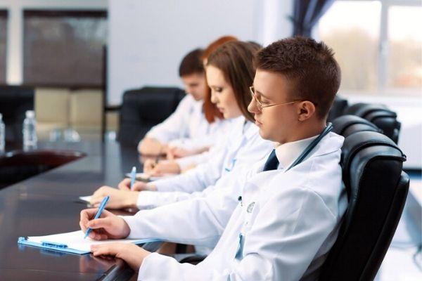 Дистанционное повышение квалификации врачей