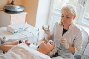 Получение медицинского сертификата косметолога